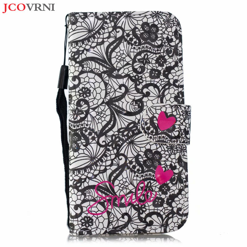 JCOVRNI 3D printed painted pattern shell for Samsung s8 s9 s9plus note9 s7 note8 with stand
