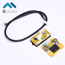 80V 50A Li-ion LiFePO4 Coulomb Meter Battery Capacity Indicator Display Lipo Coulometer Power Voltage Tester with Shielded Wire