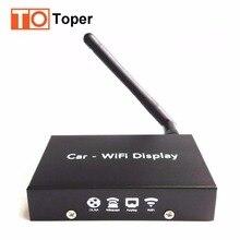 Лучший Автомобиль TV Stick Wi-Fi Дисплей Смарт Dongle для Iphone Windows ОС Android Airplay DLNA Miracast Беспроводной Экран Зеркалирование