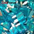 SeaForce 20 UNIDS Con La Alta Calidad Coche Min Min Fusible Automático Cuchilla Fusible 15A 12 V SF-MINI20-15A