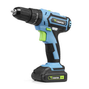 Image 3 - ALLSOME Tonfon 3 In 1 12V Rechargable Electric Screwdriver Cordless lithium battery Power Dril IImpact Drill with Bits HT2336