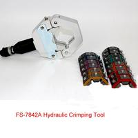 1pcs FS 7842A+CP 180pump Automative A/C Hose Crimping Tools for Repair Air Conditioner Pipes