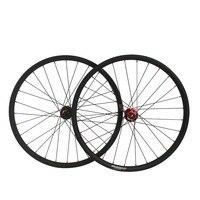 27.5ER 650B clincher carbon mountain bike wheels mtb carbon wheelset D881 hub compatible SH Groupsets/CP Groupsets