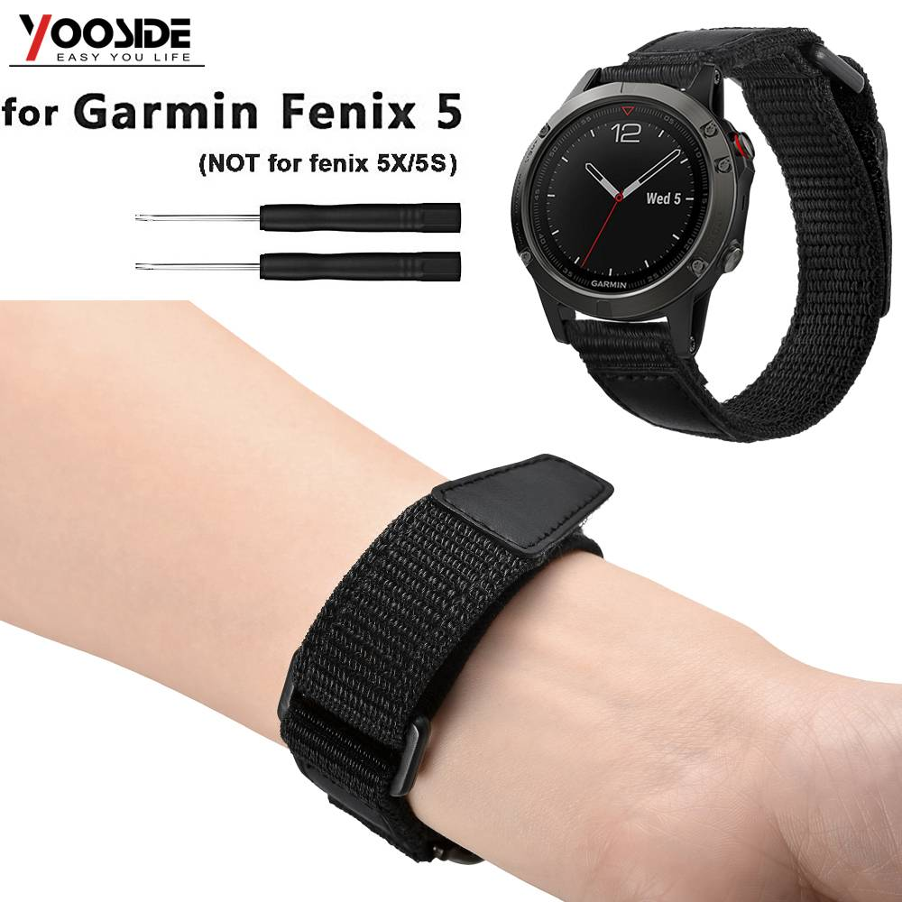 watch band parts Nylon Loop Watchband Quick Release Strap