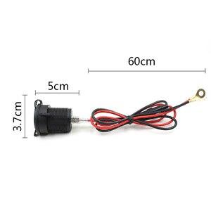 Image 5 - Автомобильное зарядное устройство с двумя USB разъемами для мотоцикла, автомобиля, квадроцикла, 5 В, 3,1 А