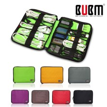 Hot BUBM Organizador Electronic Travel Bag Universal Waterproof Organizer Cable Electronics Case USB Drive Storage Cable Pouch