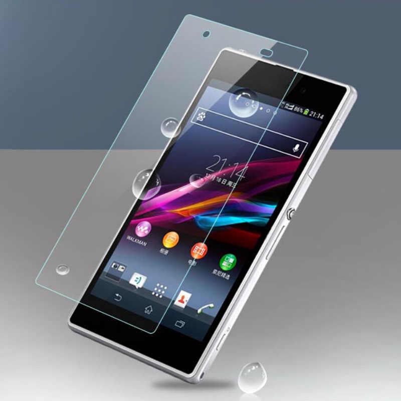 Tempered Glass For Sony Xperia M4 Aqua M5 Z Z1 Z2 Z3 Z4 Z5 Compact mini For Sony Xperia X Performance XA Screen Protector Film