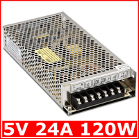 Electrical Equipment Supplies Power Supplies Switching Power Supply S Single Output Series S 120W 5V