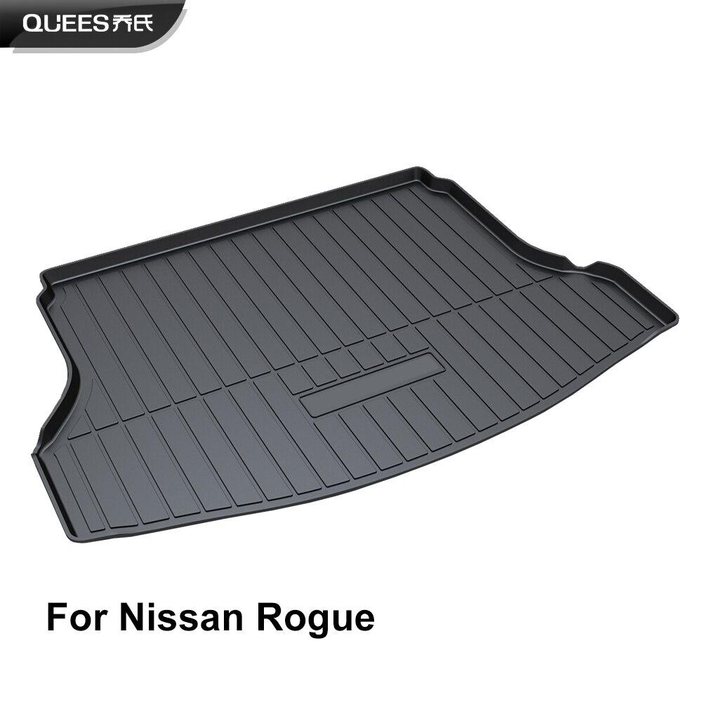 QUEES-tapis de sol pour Nissan Rogue SV S SL 2014 2015 2016 2017 2018. Pas FIT Rogue hybride hybride |