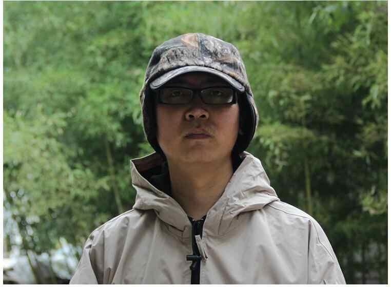 Browning походный камуфляж Кемпинг капот бионический камуфляж теплые наушники Кемпинг кепка осень и зима без краев охотничьи шляпы