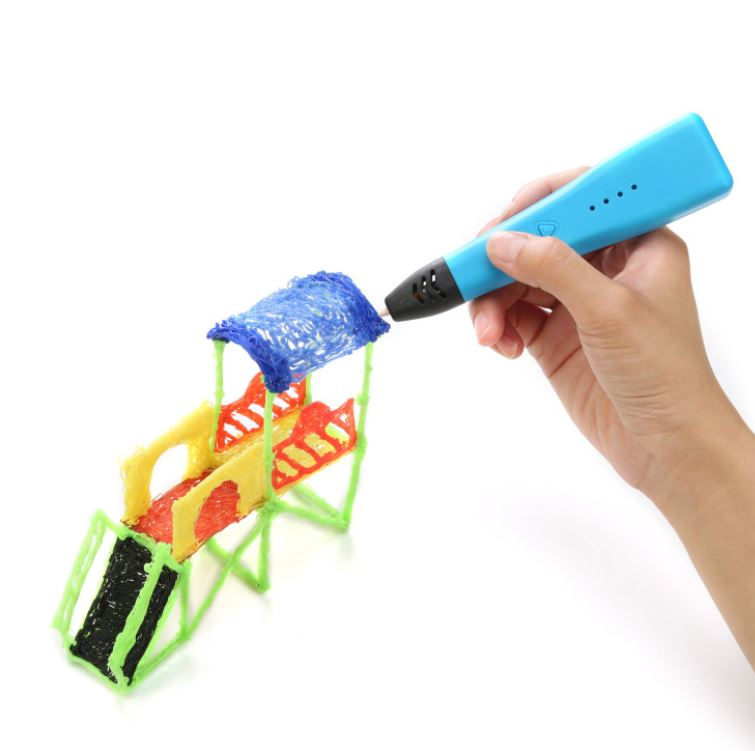 3D drawing and printing pen for children creative pen 150*38*23mm канцелярские кнопки drawing pin creative office 136