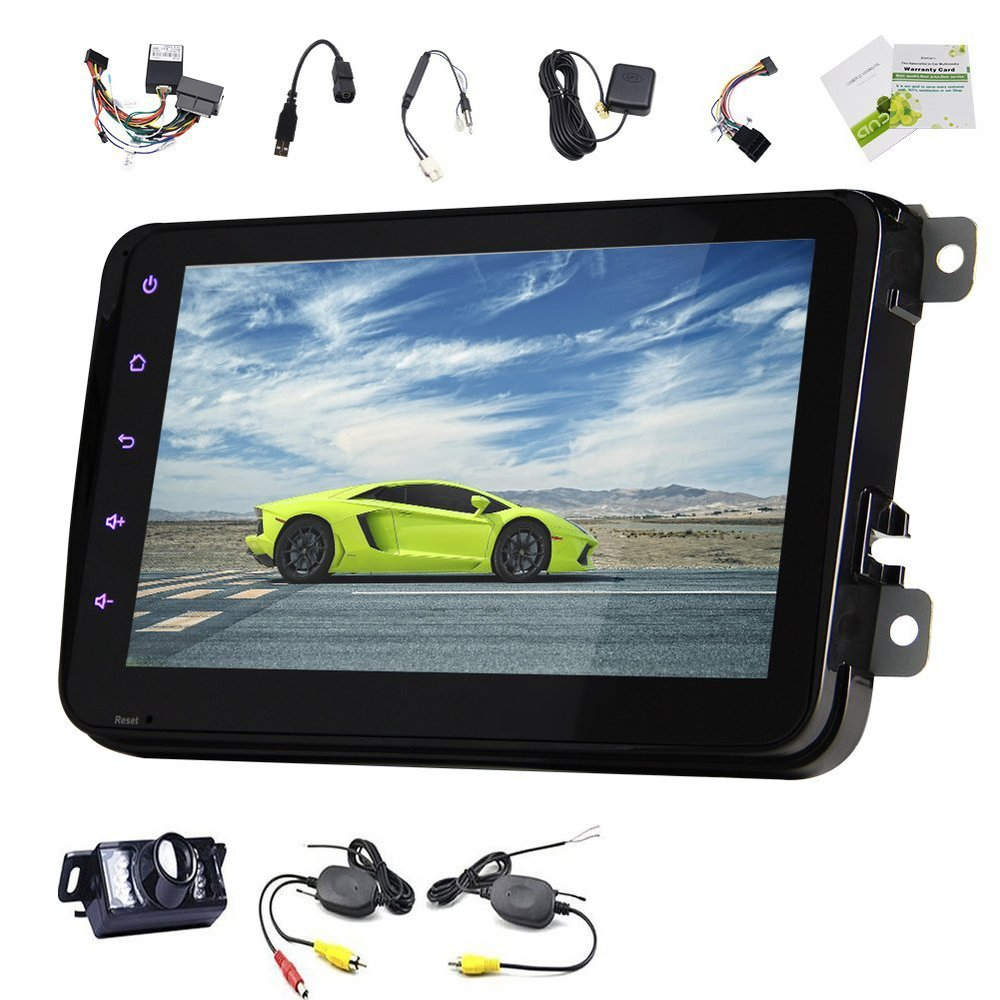 Android 4.4 Kitkat Car GPS No DVD Player For VW/GOLF/BORA