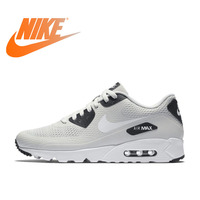 Original Authentic Nike AIR MAX 90 ULTRA Men's Breathable Running Shoes Sports Sneakers Comfortable Breathable Outdoor jogging