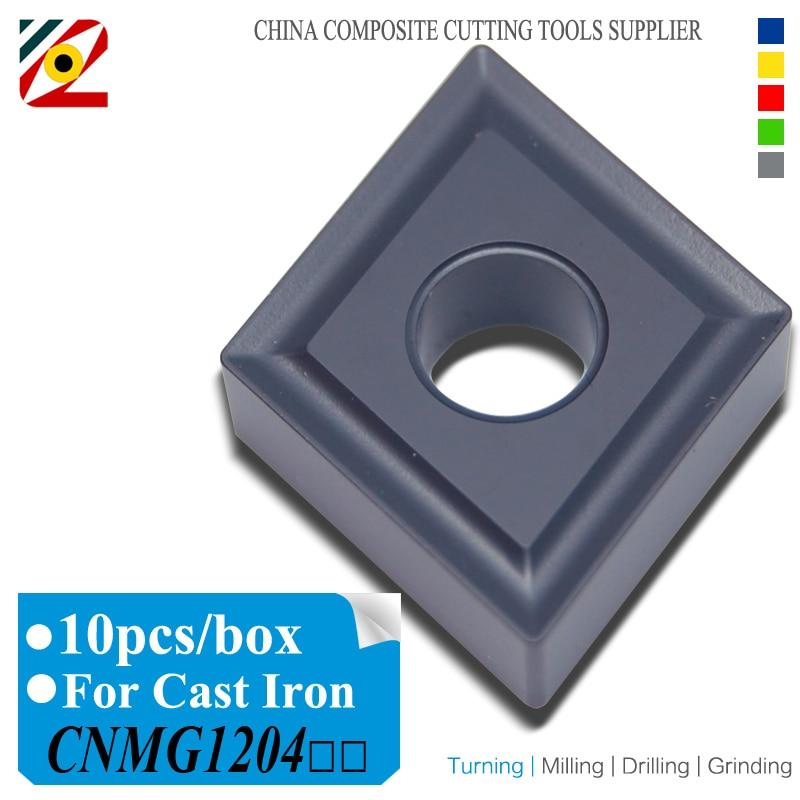 EDGEV CNC keményfém betétek CNMG120404 CNMG120408 CNMG431 CNMG432 - Szerszámgépek és tartozékok - Fénykép 1
