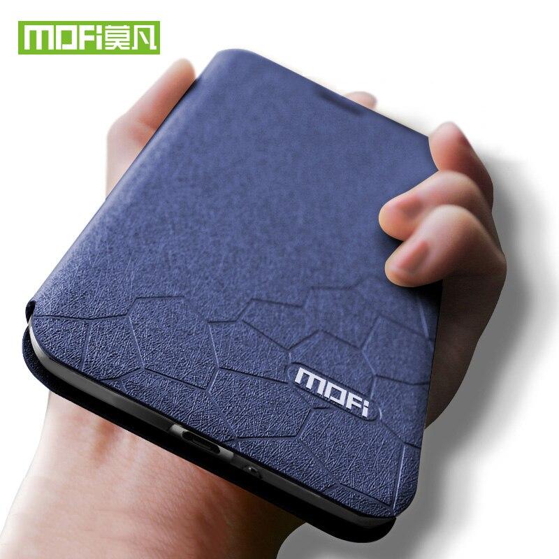 For Xiaomi redmi 5a case cover soft silicone back Mofi For xiaomi redmi 5A case flip Leather redmi 5a stand holder caso
