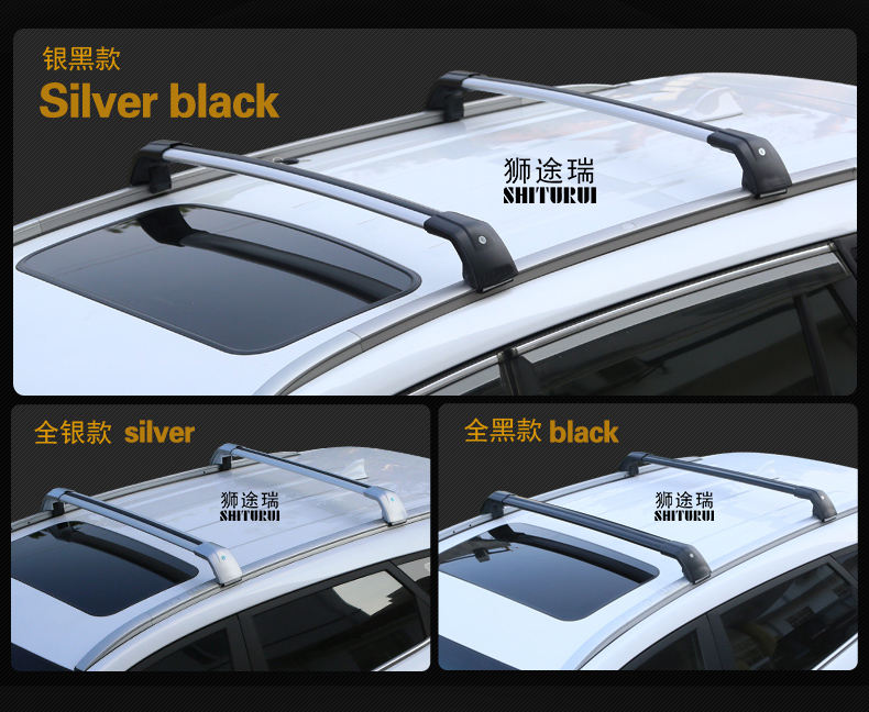 Roof Racks & Boxes Back To Search Resultsautomobiles & Motorcycles Aluminum Roof Rack Fit For Hyundai Santa Fe Sport 2013 2014 2015 2016 2017 Baggage Luggage Rack Roof Rack Rail Cross Bar 2019 Official