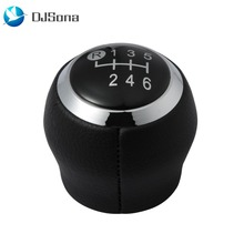 MAHAQI 6 Speed Gear Stick Shift Knob For Toyota Corolla Verso Auris Yaris RAV4 2007 2008 2009 2010 2011 2012 2013 Hot Sale