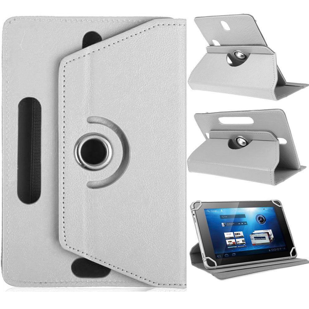 Myslc Universal 360Degree Rotating PU Leather cover case For Digma Plane 7012M 7547S 7574S 7006 7561N 7563N <font><b>7580S</b></font> 7 inch Tablet image