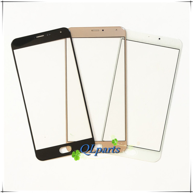 5.7 inch Brand New Cellphone Front Glass Panel For MEIZU PRO 5 MX5 pro Outer Screen Glass Lens Touch Screen Replacement Parts
