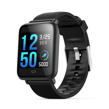 Q9 Smartwatch Activity Tracker Sport Bracelet Health Manager Blood Pressure SMS Twitter Facebook Message Delivery Wristband