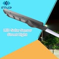 LED Street Light Solar Light 20w 40w IP65 Sensor Road Lamp Street Lighting Plaza Garden Yard dusk to dawn outdoor solar panel