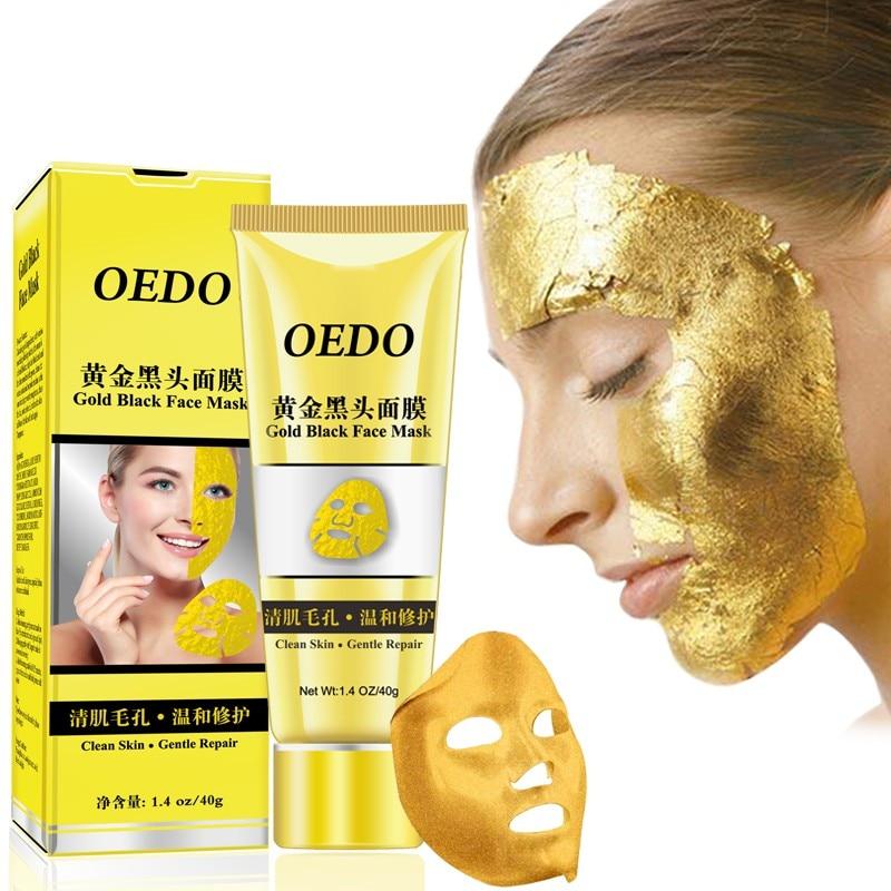 Blackhead Removal Face Mask Deep Cleansing Mud Black Mask Acne Treatments Mask Blackhead Facial Mask Facial mask