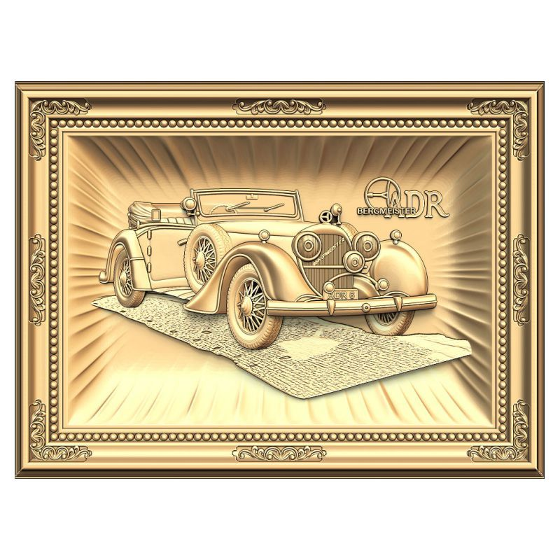US $5 04 37% OFF|Bubble car 3d model STL relief for cnc STL format Bubble  car 3d model for cnc stl relief artcam vectric aspire-in Wood Routers from