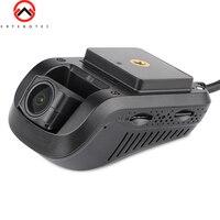 3g gps трекер Автомобильная камера 1080 P смарт камера Автомобильный видеорегистратор устройство слежения двойной объектив Full HD WiFi ночного виде