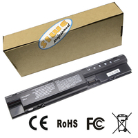 Laptop Battery for HP ProBook 440 445 450 455 470 G0 G1 HSTNN W97C HSTNN W98C HSTNN W99C HSTNN YB4J Free shipping 6Cells