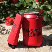 100pcs Custom Neoprene Stubby Holder With Customer Logo Beer Bottle Can Cooler Picnic Bags Sleeve Wedding Gift Customized