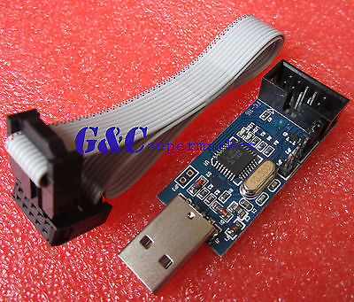 USB ISP USBASP Программист для 51 AVR Программист