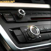 Klimaanlage sound einstellen knob abdeckung auto zubehör Für BMW F30 F34 F31 F35 3-SERIE 320 328 325 318 2013 2014 2015 2016