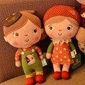 30 cm/40 cm/50 cm juguetes de Peluche El Iraq belle parejas muñecas linda muñeca de dibujos animados regalos de navidad