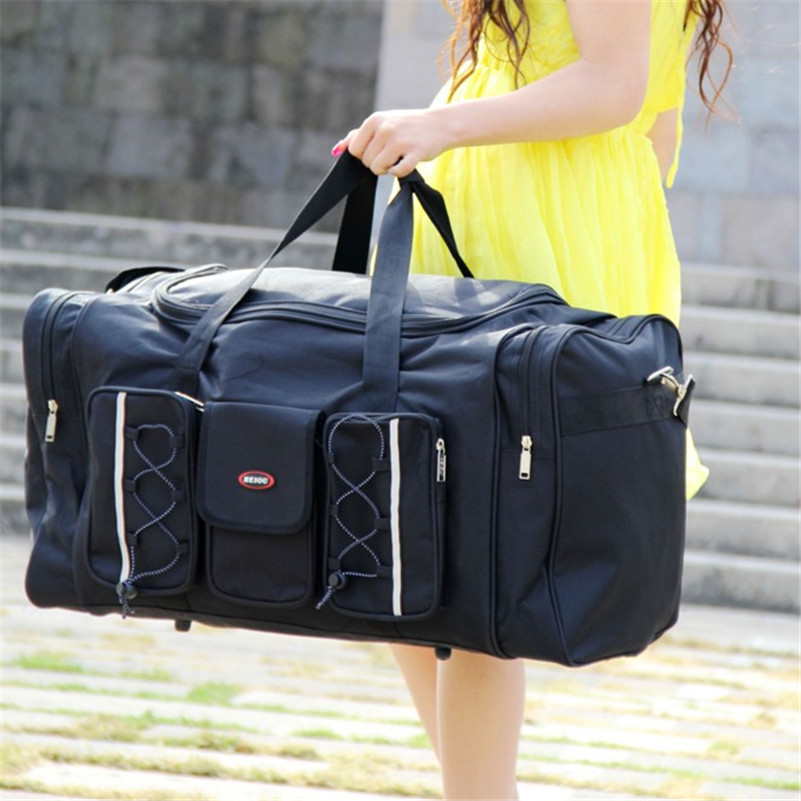 Aliexpress.com : Buy Women Travel Bags Large Capacity Girl Luggage ...