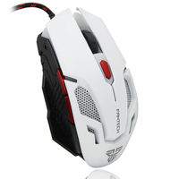 V2 Original Computer Wired Mouse USB Optical Gaming Mouse Mice Cable 6 Buttons For PC Laptop Mouse Gamer