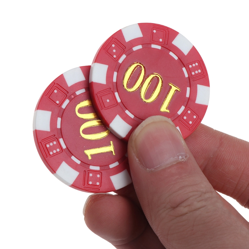 Poker Chip Counter