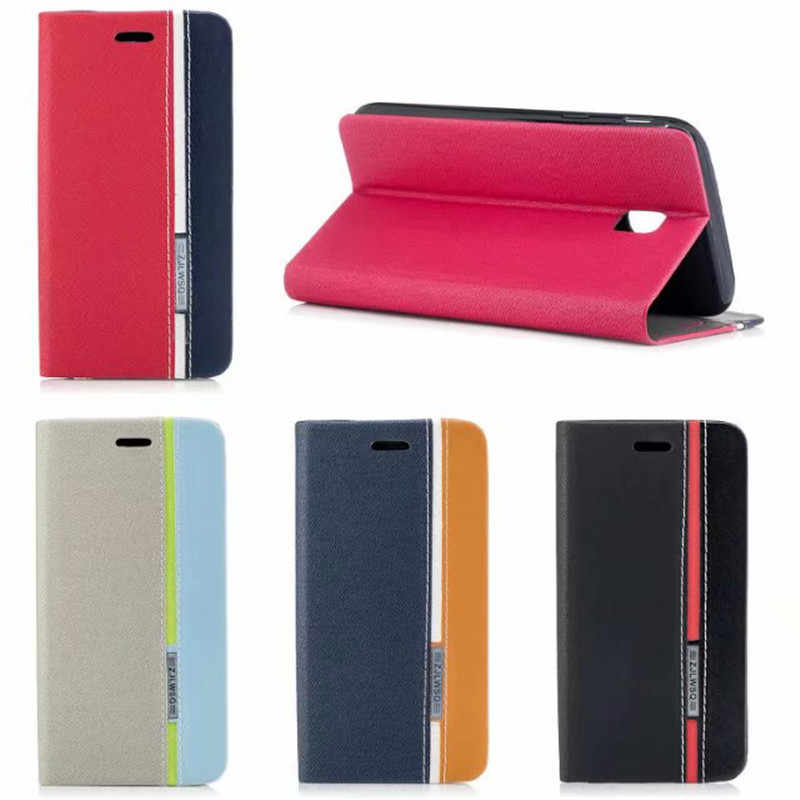 Flip-Cover Stand Für Samsung Galaxy J530 J5 2017 Eurasische Edition Fall Capinhas Segel Serie Brieftasche PU Leder Handy taschen