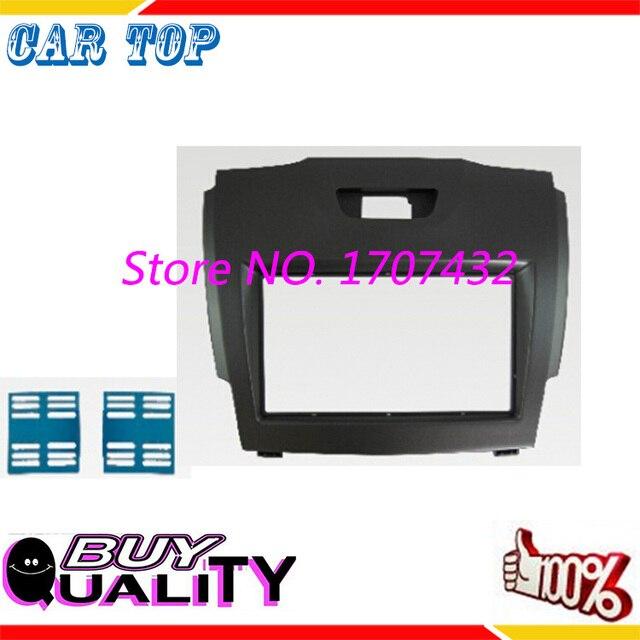 Good 2Din Fascia For Chevrolet TraiBlazer Isuzu D Max Holden ...