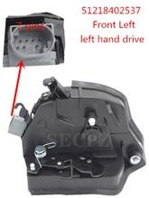 Para bmw e53 x5 conjunto de 4pc frente traseira esquerda direita fechadura da porta atuador 51228402602 51228402601 51218402540 51218402537
