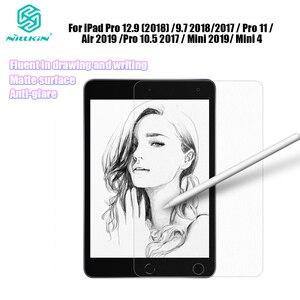 Image 1 - Nillkin como escrever em papel protetor de tela para ipad pro 12.9 2020/9.7/pro 11/ar 4/pro 10.5 2017/mini 2019 / 4