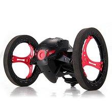 2 4G RC Radio Drone Jump High Bounce Car with Flexible Wheels