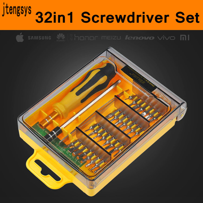 108 in 1 Household Tool Set Pad Computer PC Mobile Phone Cellphone Glasses Digital Electronic Repair Home Tools Bit 108pcs