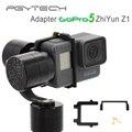 Adaptador gopro hero 5 apg para zhiyun z1 gopro hero 5 evolution 4 3 3 + accesorios de interruptor de placa de montaje