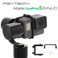 PGY gopro Hero 5 Adapter for Zhiyun Z1 Evolution Gopro Hero 5 4 3 3+ accessories switch mount plate