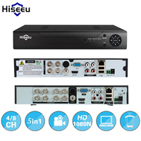 HD AHD DVR 8ch 960P 3 In 1 DVR Video Recorder For AHD Camera Analog Camera