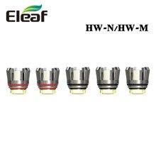 5 unids/lote Original Eleaf HW-M La 0.15ohm HW-N La 0.2ohm bobina HW M HW N bobina evaporador para Eleaf sólo 3 Kit de ELLO Duro tanque