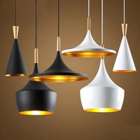 Nordic Fashion Design Led Aluminum Pendant Lights Restaurant Bar Decorate Pendant Lamp Living Room Bedroom Lighting Luminaria