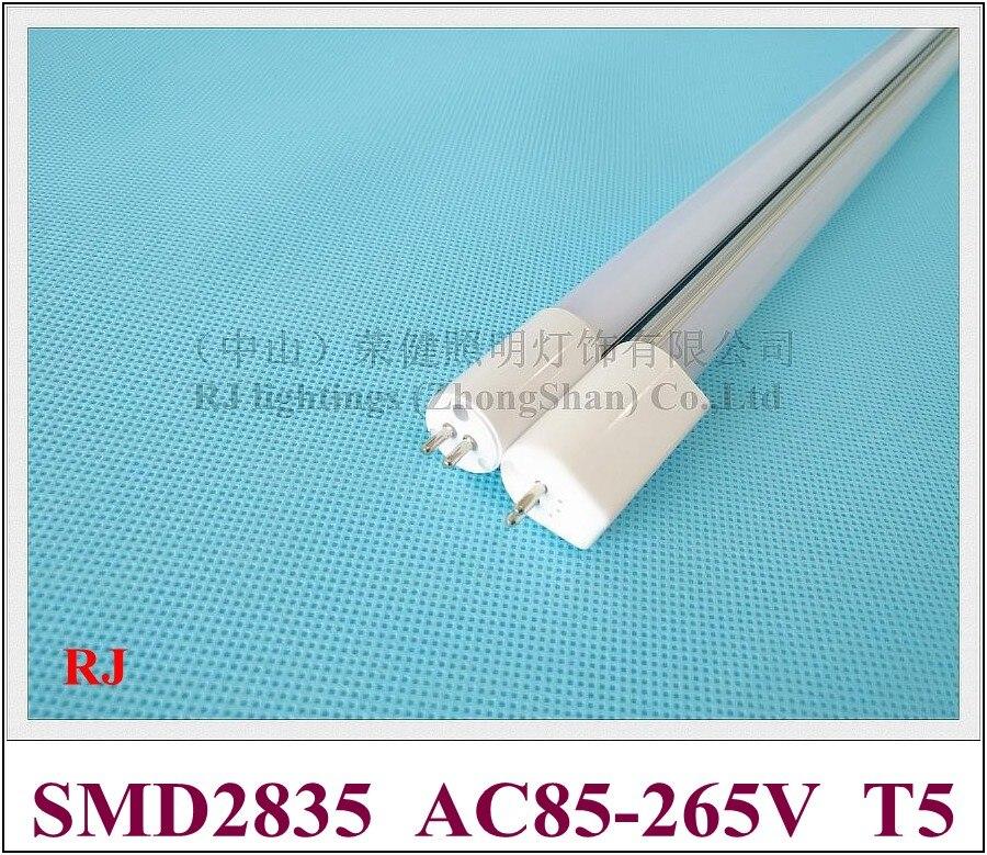 classical style RongJian(RJ) LED tube lamp light G5 T5 fluorescent tube new design AC85V-265V input 2FT 3FT 4FT 5FT T5