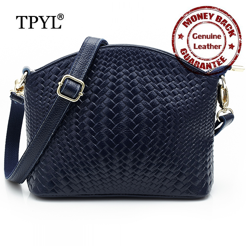 ФОТО 2016 Newest European and American Style Genuine Leather Fashion Knitting Female Flap Famous Brand Design Women Messenger Bags