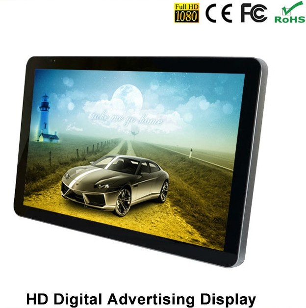 32 42 47inch 46 Inch Full Hd Tv Monitor With Usb Sd Card Slot Electronic Lcd Display Wall Advertising Totem